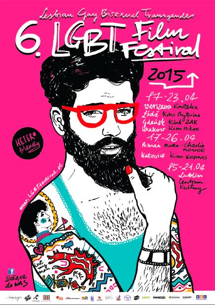 6. LGBT FILM FESTIVAL 2015