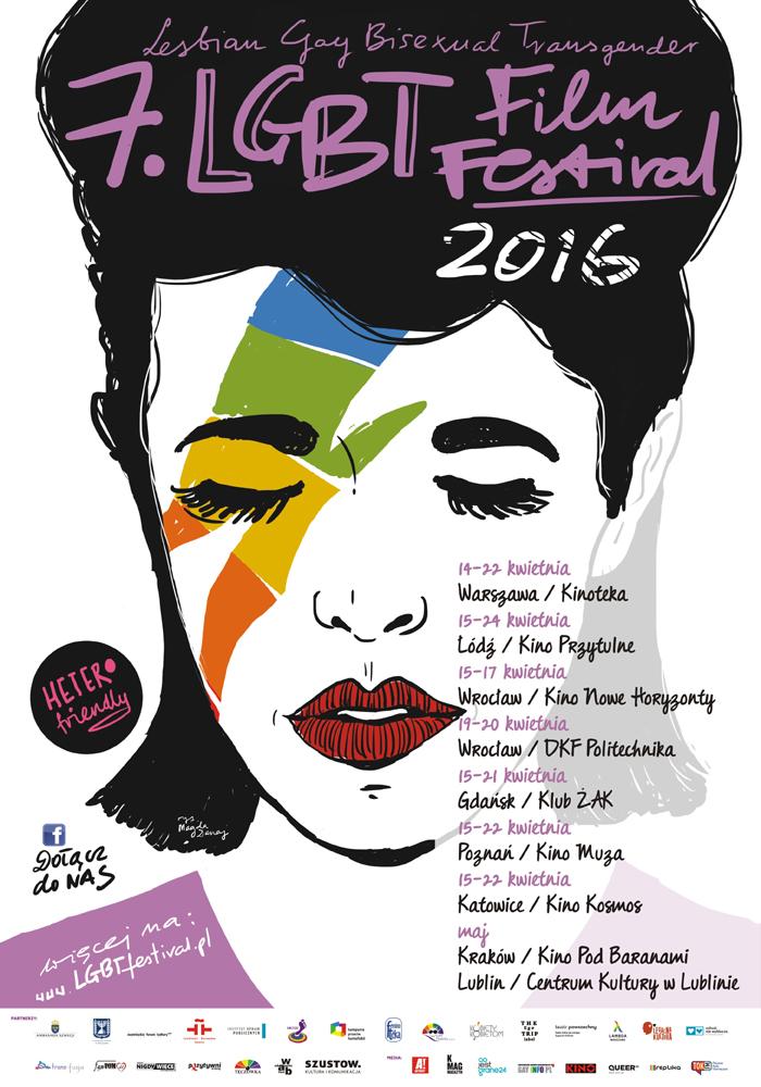 7. LGBT FILM FESTIVAL 2016