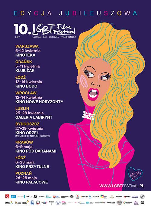10. LGBT Film Festival 2019